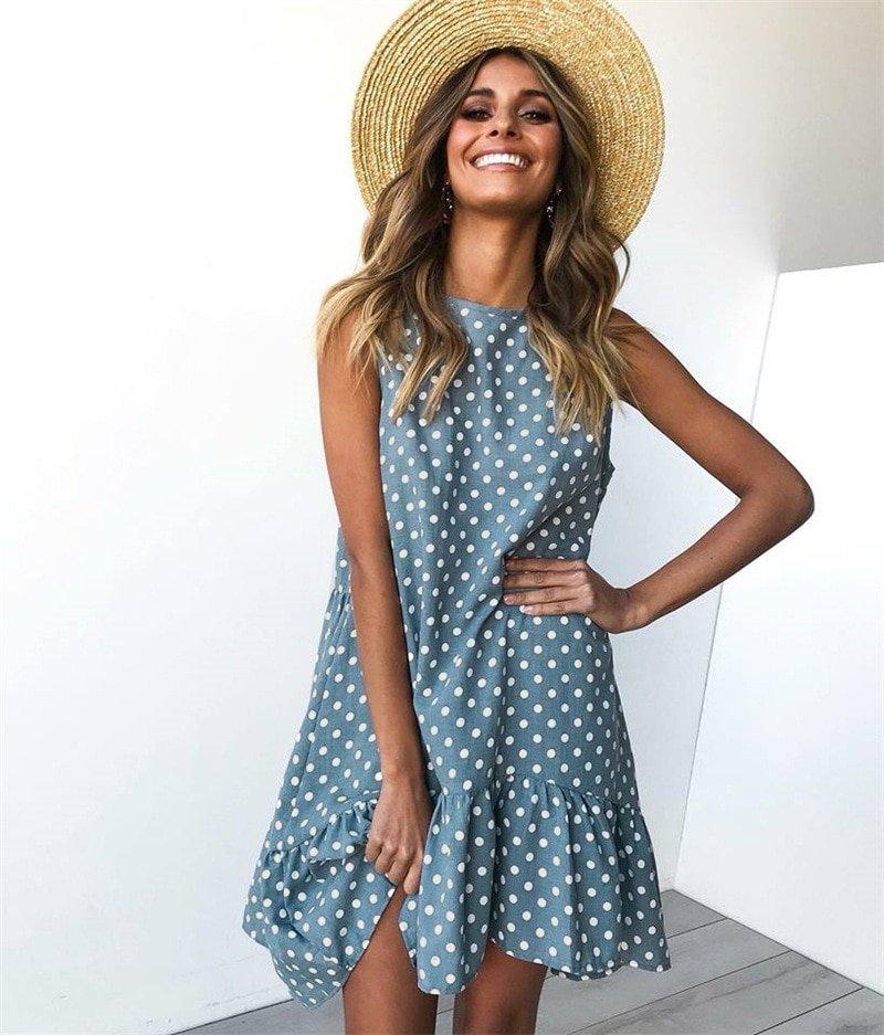 Next Ruffled Summer Dress for Women